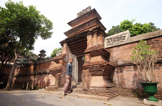 Kotagede Royal Cemetery