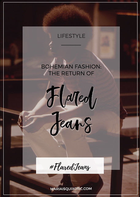 Bohemian Fashion: The Return of Flared Jeans