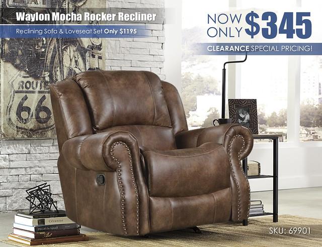 Waylon Mocha Rocker Recliner_Special_69901