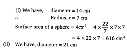 NCERT Solutions for Class 9 Maths Chapter 13 Surface Area and Volumes 19