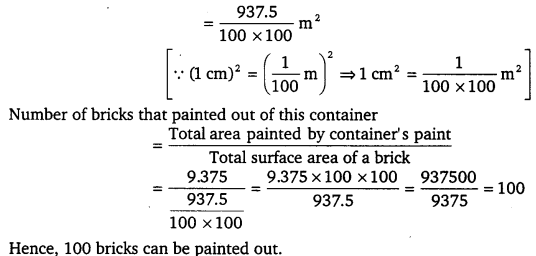 NCERT Solutions for Class 9 Maths Chapter 13 Surface Area and Volumes 1