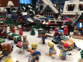 Poblado Navidad 1