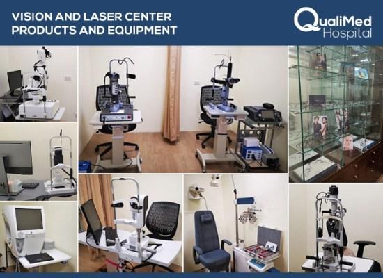 QSTR VLC Equipment