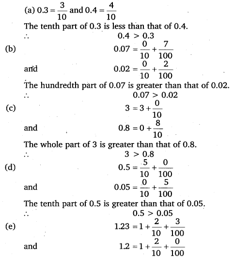 NCERT Solutions for Class 6 Maths Chapter 8 Decimals 31