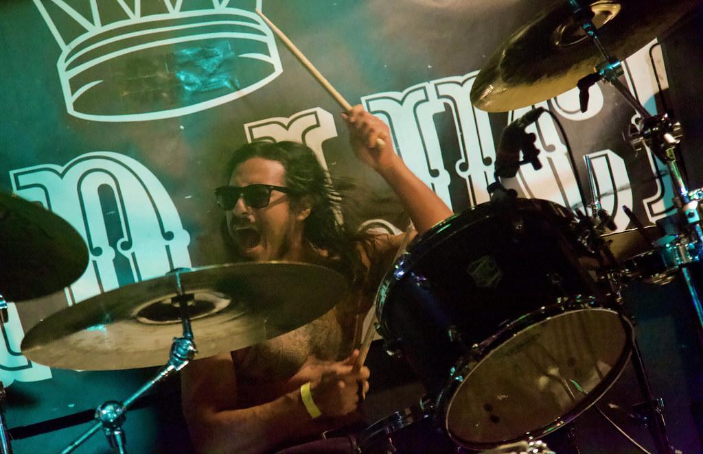 Gygax Drummer