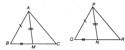 NCERT Solutions for Class 9 Maths Chapter 7 Triangles Ex 7