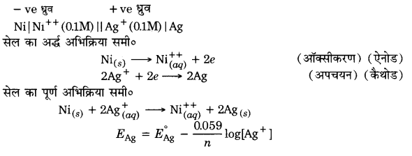 UP Board Solutions for Class 12 Chapter 3 Electro Chemistry 4Q.5.1