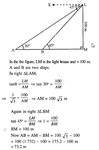 Selina Concise Mathematics Class 10 ICSE Solutions Chapterwise Revision Exercise 98