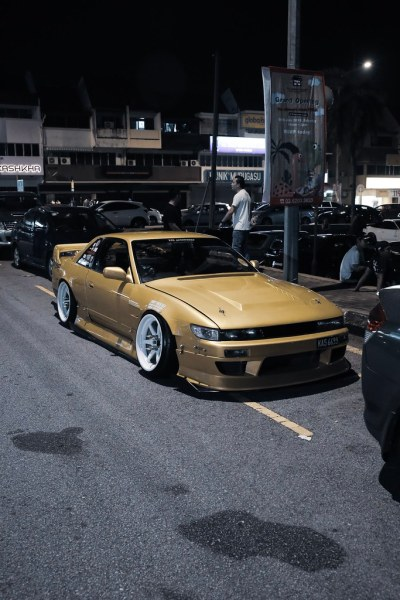 Garage Life - Chinoise Dori's Silvia s14 Rocket Bunny