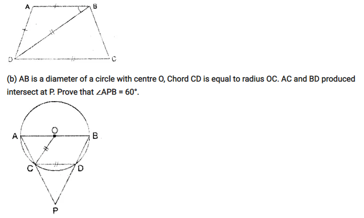 Selina Concise Mathematics Class 10 ICSE Solutions Chapterwise Revision Exercise 81