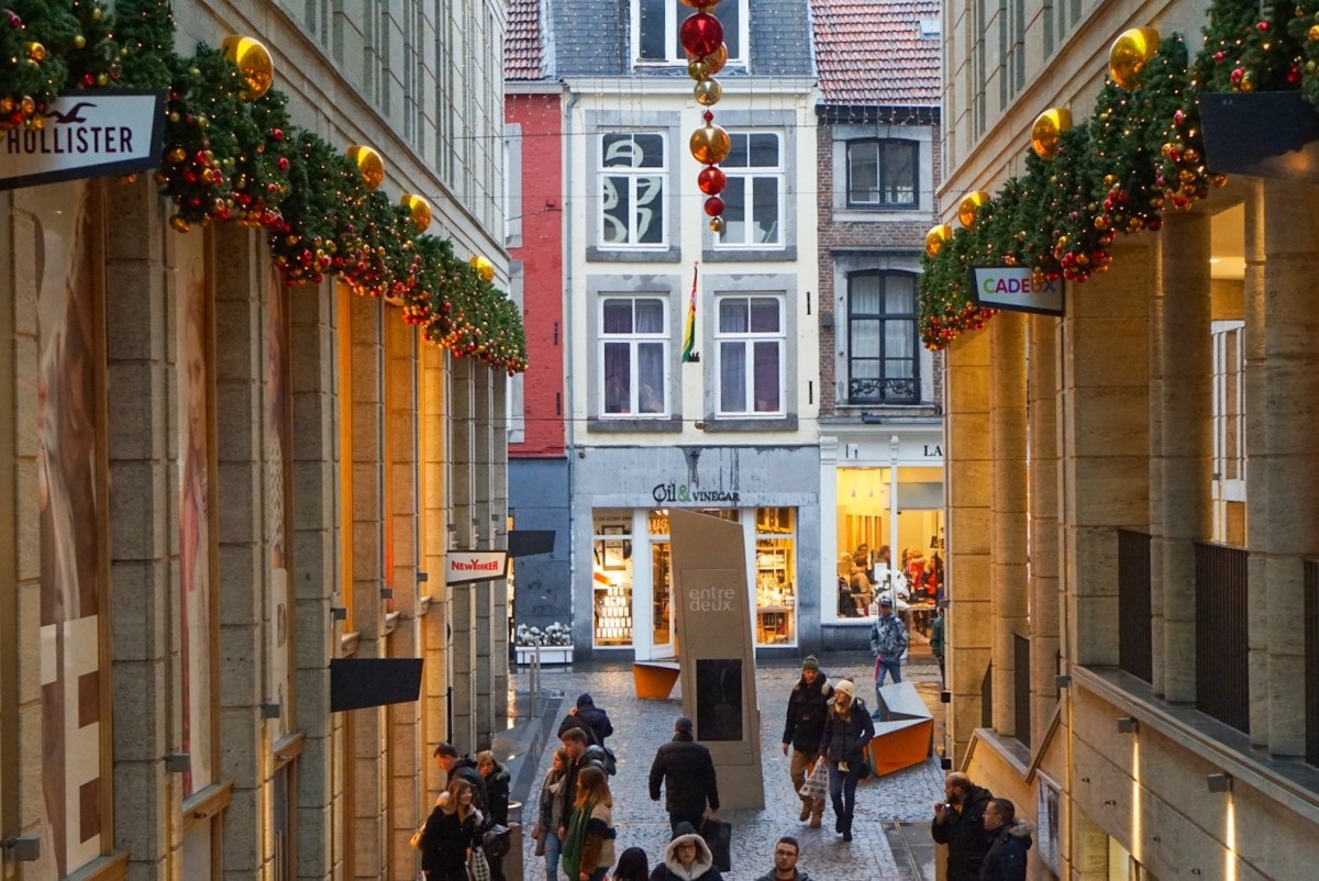 Maastricht, Alankomaat