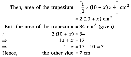 NCERT Solutions for Class 8 Maths Chapter 11 Mensuration 12