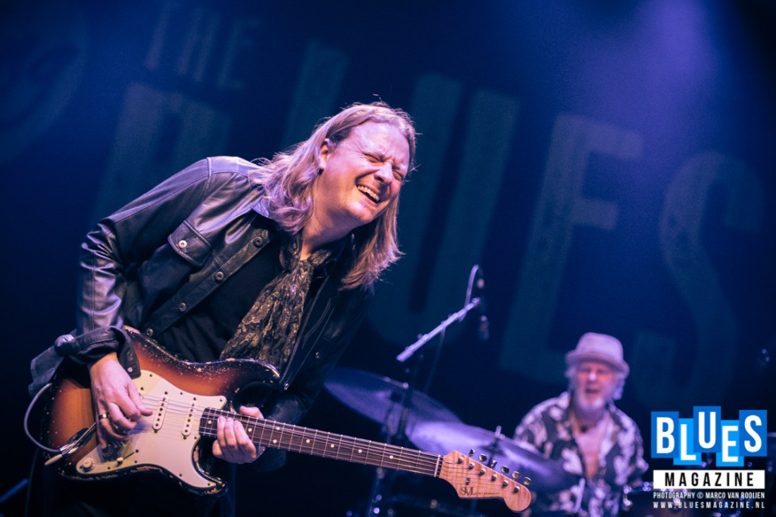 Flirting with the Blues - 4G-session: Matt Schofield, Jim Suhler, Danny Giles en Alan Haynes