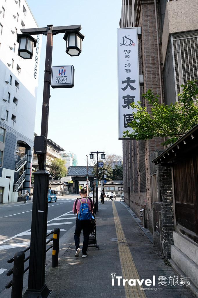 福岡賞櫻景點 櫛田神社 (40)
