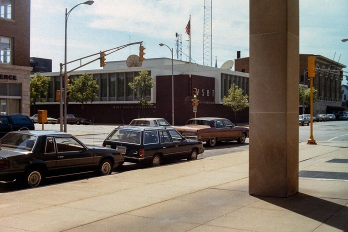 Downtown South Bend, 1985