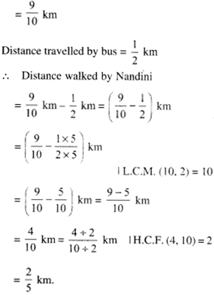 NCERT Solutions for Class 6 Maths Chapter 7 Fractions 0115