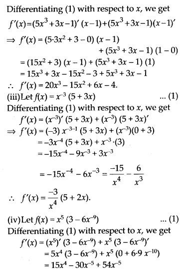 NCERT Solutions for Class 11 Maths Chapter 13 Limits and Derivatives 80