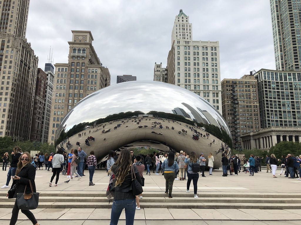 The Bean   2 Days in Chicago