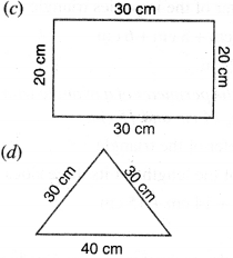 NCERT Solutions for Class 6 Maths Chapter 10 Mensuration 10
