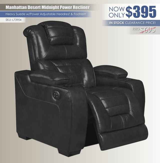 Manhattan Desert Midnight Power Recliner_L73904_update