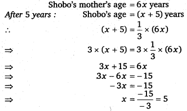 NCERT Solutions for Class 8 Maths Chapter 2 Linear Equations In One Variable 47