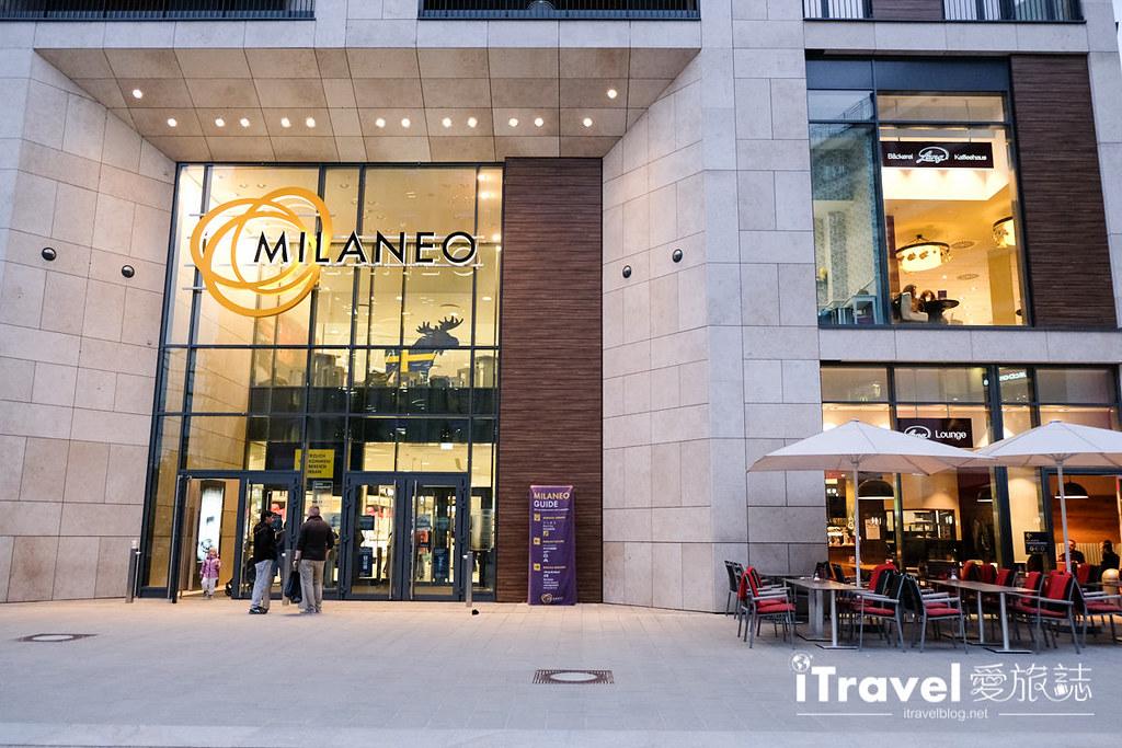 德國斯圖加特MILANEO購物商城 (2)