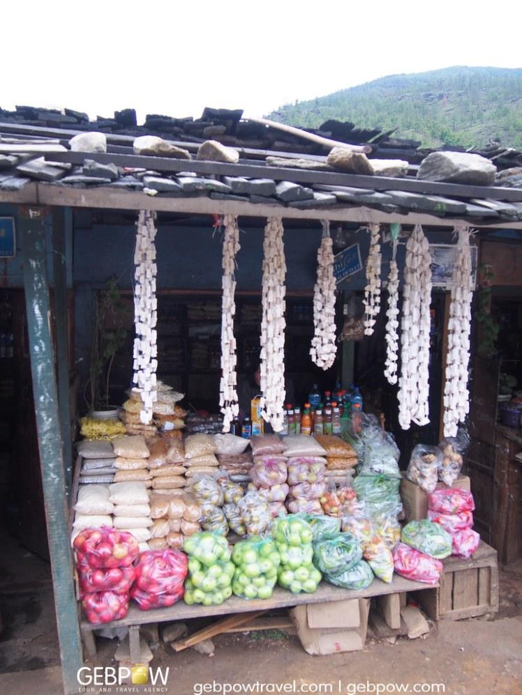 Bhutan in Summer14