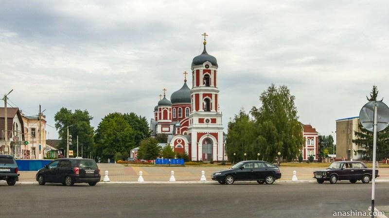 Воскресенский собор, Новохоперск, Воронежская область