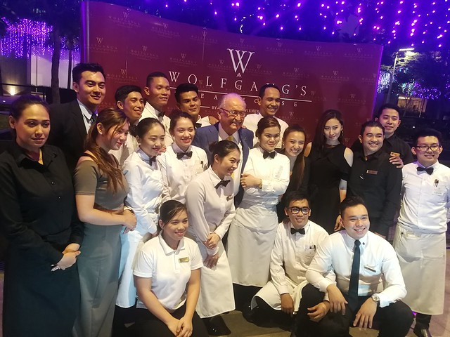 Wolfgang's Steakhouse BGC