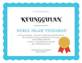 keunggulan-ma-nurul-islam-tengaran