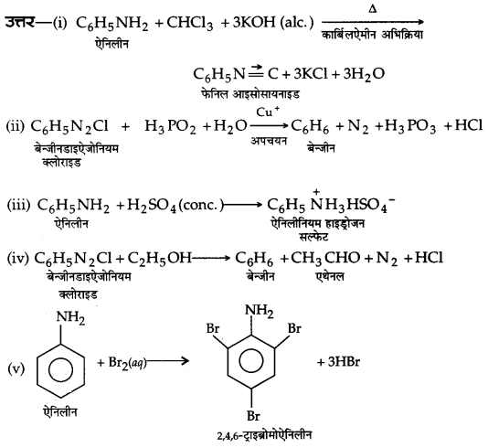 UP Board Solutions for Class 12 Chemistry Chapter 13 Amines 51