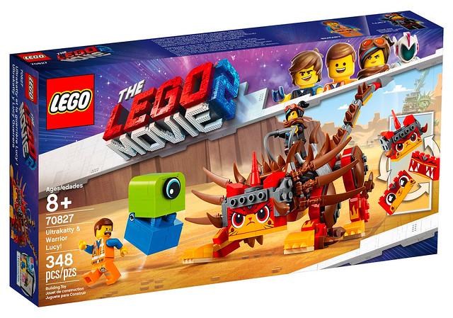LEGO Movie 2 70827 Ultrakatty and Warrior Lucy 01