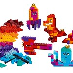 LEGO Movie 2 70825 Queen Watevra Wa'Nabi's Build Whatever Box 02
