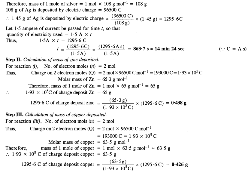 NCERT Solutions for Class 12 Chemistry Chapter 3 Electrochemistry 29