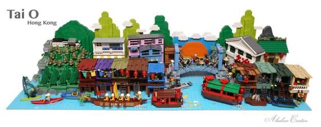 LEGO Tai O 大澳