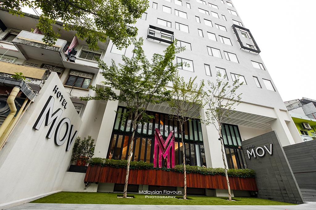 Mov Hotel Review New Hotel In Bukit Bintang 10 Minutes To