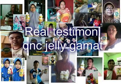 Testimoni / Pengakuan Langsung Dari Mereka Yang Telah Mengkonsumsi QnC Jelly Gamat