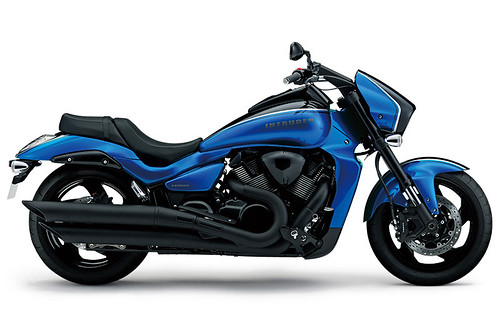 Review de la Suzuki Intruder M1800R