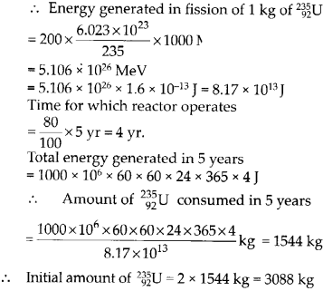 NCERT Solutions for Class 12 Physics Chapter 13 Nucle 25
