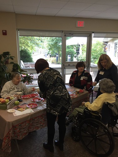 Mercy Virtual Fall 2018 Picnic at Catherine's Residence