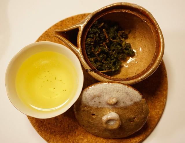 明山茶集 杉林渓