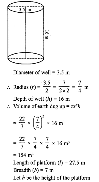 RD Sharma Class 10 Solutions Chapter 14 Surface Areas and Volumes Ex 14.1 29