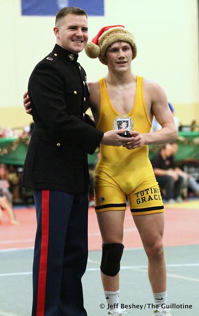 126 Champion - Jake Svihel (Totino-Grace). 181215BJF0161