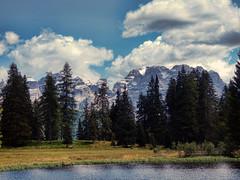 Brenta Dolomites view III