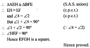 ML Aggarwal Class 9 Solutions for ICSE Maths Chapter 13 Rectilinear Figures  ex 21A