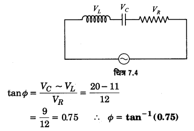 UP Board Solutions for Class 12 Physics Chapter 7 Alternating Current VSAQ 20