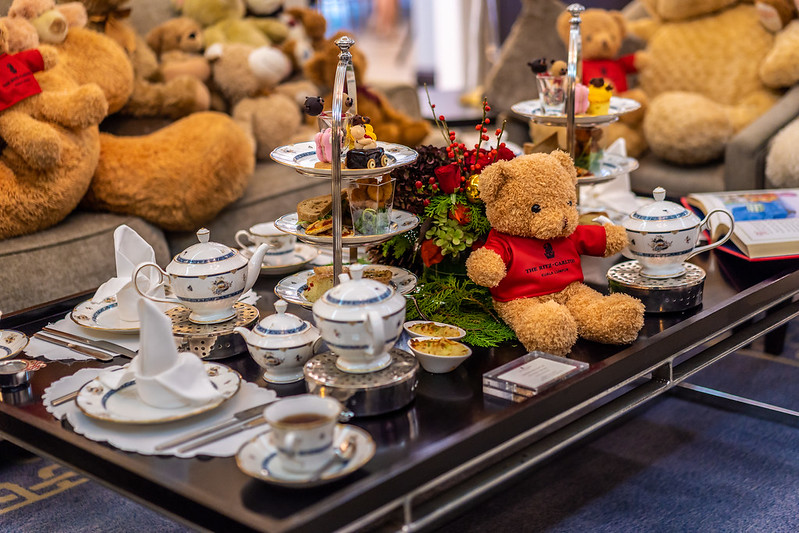 Teddy Bear Afternoon Tea 3