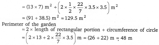 Ncert Solutions For Class 8 Maths Chapter 11 Mensuration