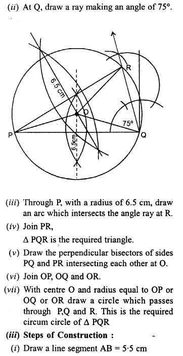 Selina Concise Mathematics class 7 ICSE Solutions - Triangles -c7a