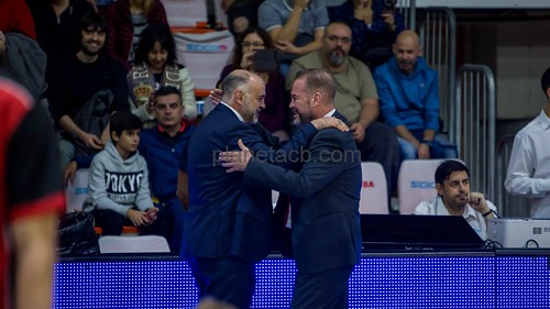 J8 ACB: Fuenlabrada - Real Madrid (11-11-2018)